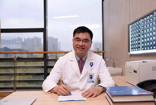 浙江省人民医院院长 黄东胜