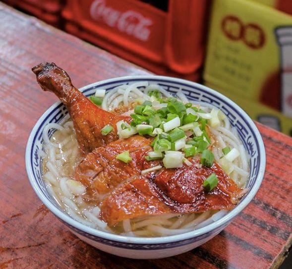 想吃一只正宗美味的鹅?这有一份香港人私藏烧鹅地图