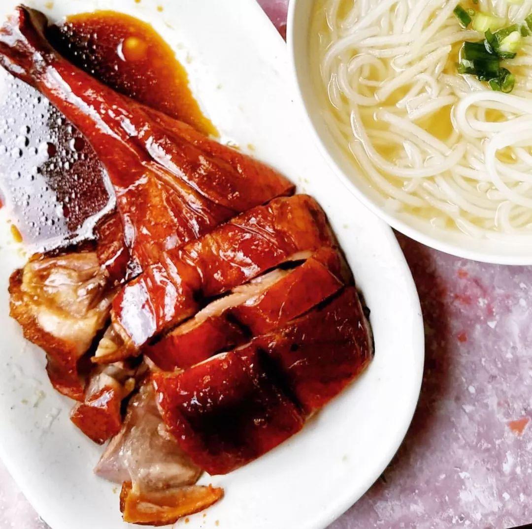 想吃一只正宗美味的鹅?这有一份香港人私藏烧美食文化茂名图片