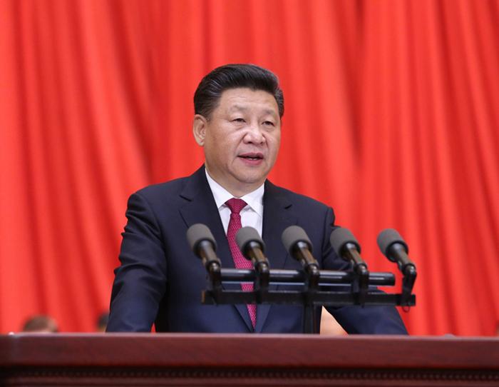 7月1日,庆祝中国共产党成立95周年大会在北京人民大会堂隆重举行。中共中央总书记、国家主席、中央军委主席习近平在大会上发表重要讲话。