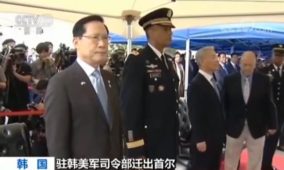 """韩国做了什么?美军高官承诺""""美国将100%与韩国同在"""""""