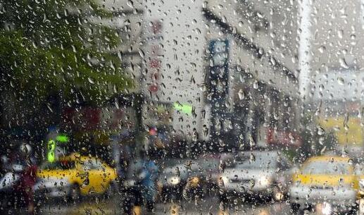资料图:台湾暴雨