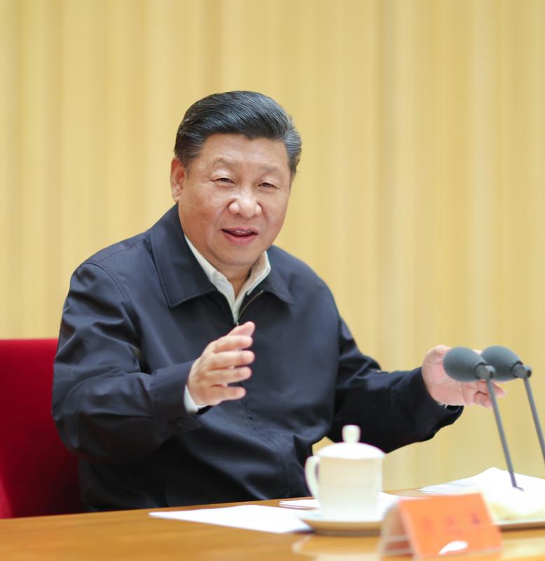 7月3日至4日,全国组织工作会议在北京召开。中共中央总书记、国家主席、中央军委主席习近平出席会议并发表重要讲话。新华社记者 鞠鹏 摄