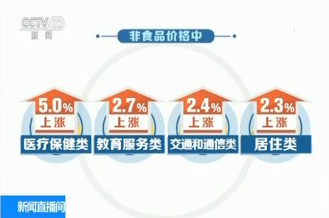 国家统计局:6月份物价保持温和上涨态势 价格走势平稳