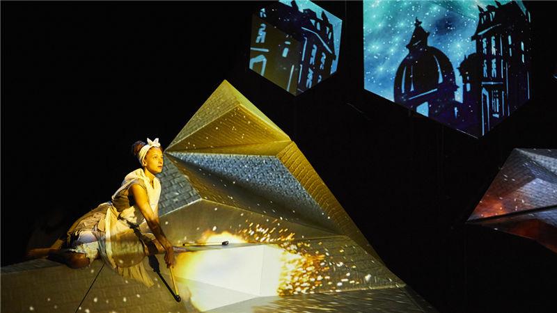 来自丹麦的多媒体舞台剧《安徒生童话》将率先亮相