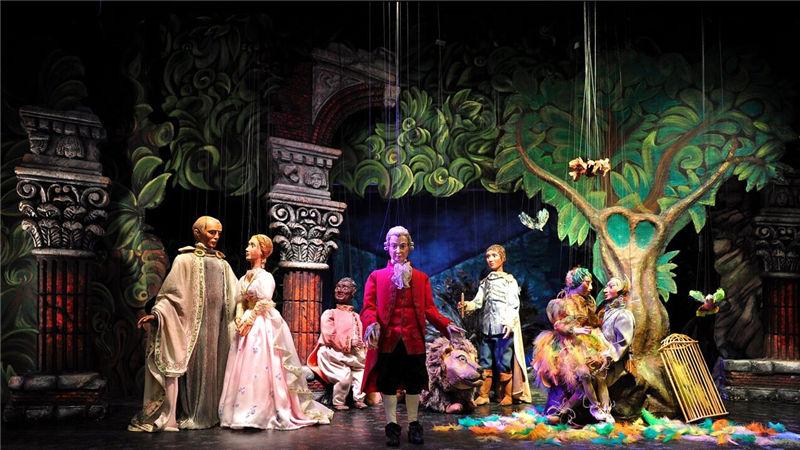 《魔笛》为孩子们打造一场特别的歌剧启蒙之旅