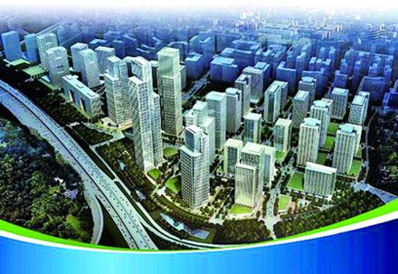 厦门东部,一座宜居宜业的现代化新城正在崛起。