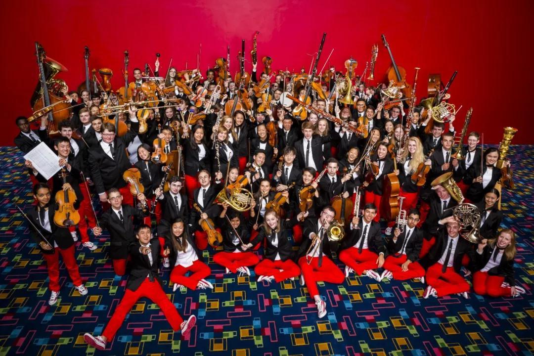 美国国家青年交响乐团