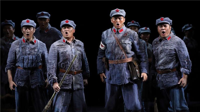 国家大剧院原创歌剧作品,弘扬坚韧不屈的中华民族精神