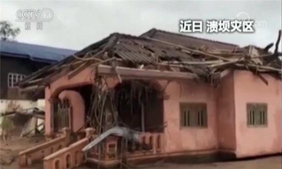 老挝水电站溃坝 事故致1.3万人受灾 23人亡108人失踪