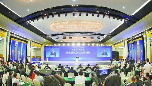 国际投资论坛是投洽会的灵魂和焦点,备受来宾欢迎。