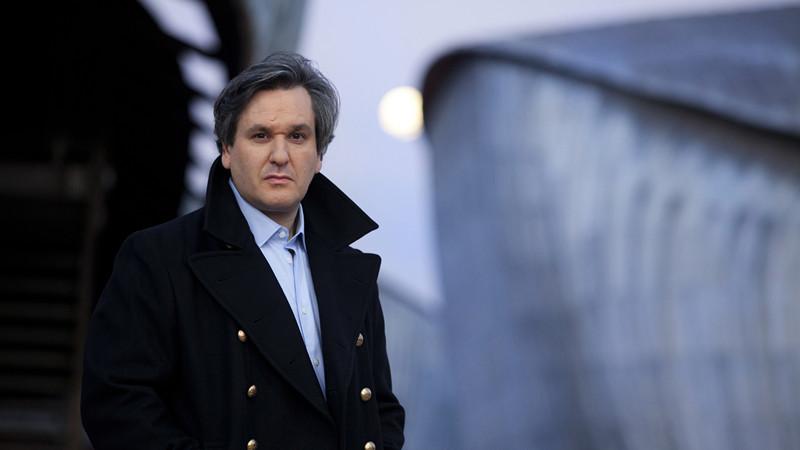 圣切契利亚交响乐团现任音乐总监安东尼奥·帕帕诺