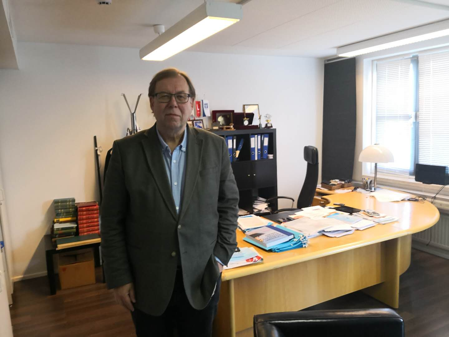 Timo Rautajoki, CEO (chief executive officer) of Lapland Chamber of Commerce