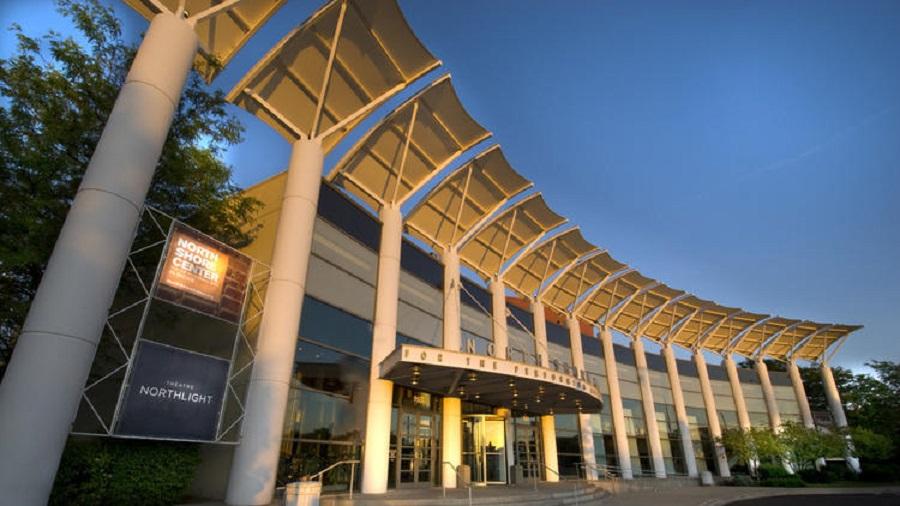 位于美国北岸表演艺术中心的北方之光剧院