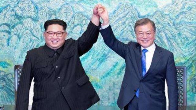 """朝韩关系不受朝美关系停滞影响?""""文金会""""即将再现"""
