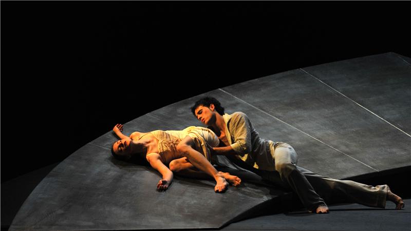 瑞士日内瓦大剧院芭蕾舞团《罗密欧与朱丽叶》将为本届舞蹈节揭幕