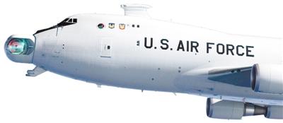 "F-35加持激光炮 难成空战""大杀器"""
