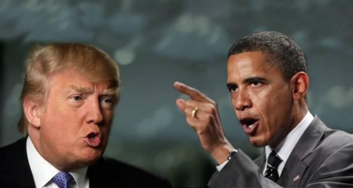 奥巴马为民主党拉票批特朗普 美媒:或为共和党送礼物