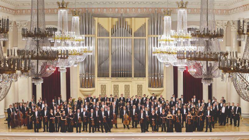 圣彼得堡爱乐乐团