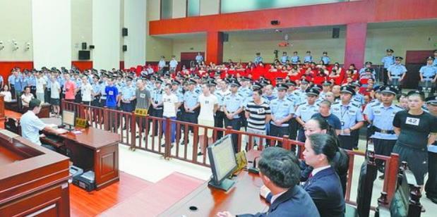今年9月1日,以陈某杰为首的重大涉黑案件被法院一审宣判。