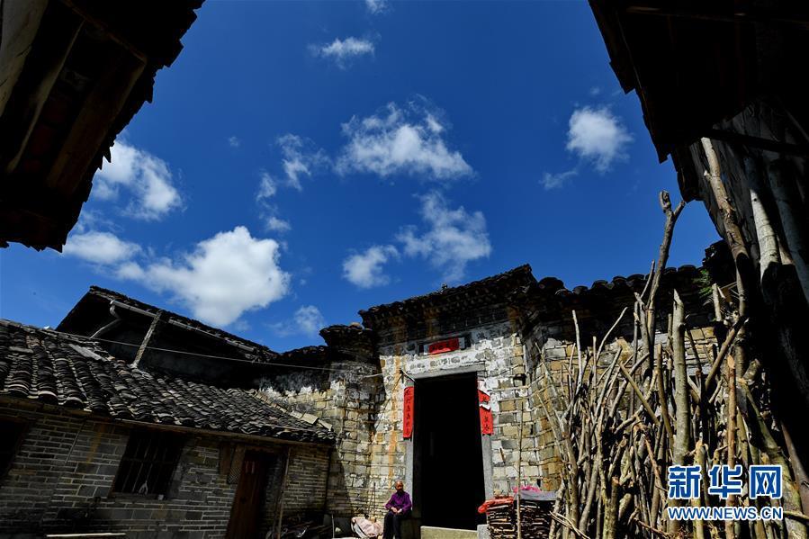 (文化)(4)走出深閨的千年古村落——橫坑村
