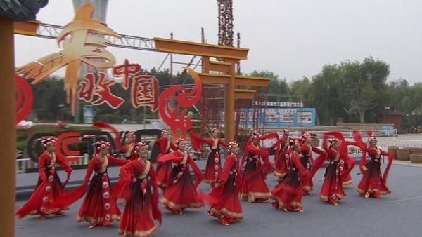 丰收中国——辣椒柘城