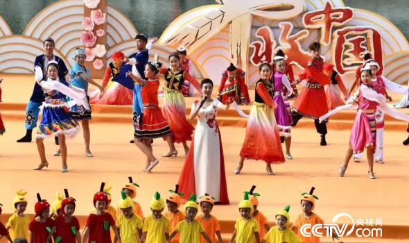 [食尚大转盘]丰收中国--丰收购物节 20180922