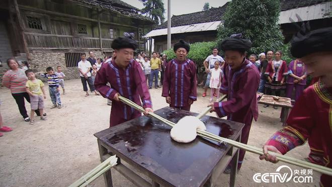 乡土:多彩中国 土家族风情 10月2日