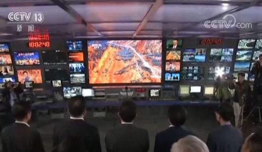中央广播电视总台 CCTV4K超高清频道今天开播