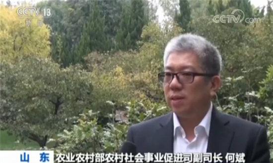 农业农村部农村社会事业促进司副司长何斌