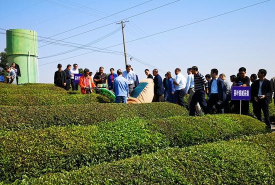 农业农村部:我国果菜茶生产机械化取