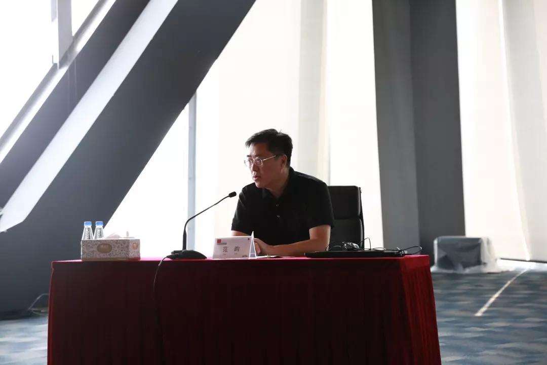 《人事制度和组织机构介绍》  央视人力资源管理中心主任   范昀