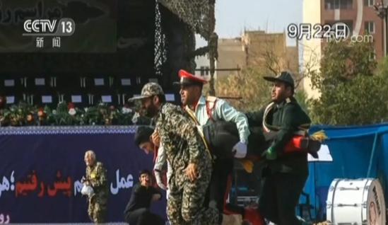 伊�兵恐�u事件最新�M展 革命�l�曾消�缍嗝�恐怖�M��^目