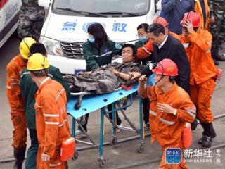 一名矿工获救。