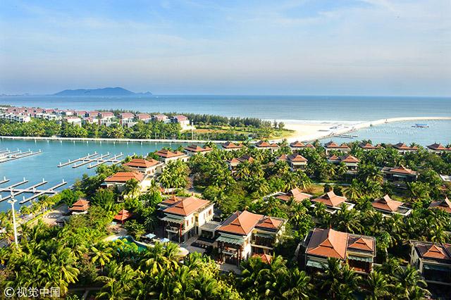 海南自贸区获批成立 惬意环岛游开启椰风海韵之旅