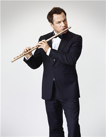 柏林爱乐乐团长笛声部首席帕胡德