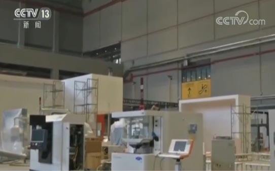 首届中国国际进口博览会 智能及高端装备展区展品基本就位