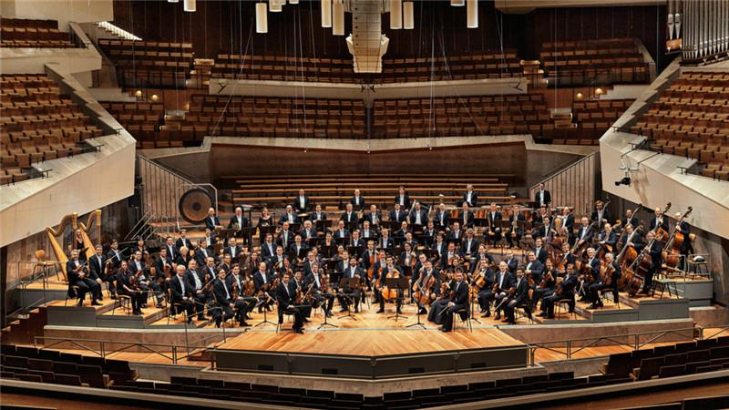 柏林爱乐乐团时隔七年将在北京再一次亮相