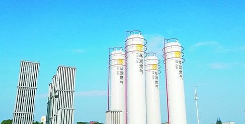 厦门本岛LNG(液化天然气)应急气源站储罐