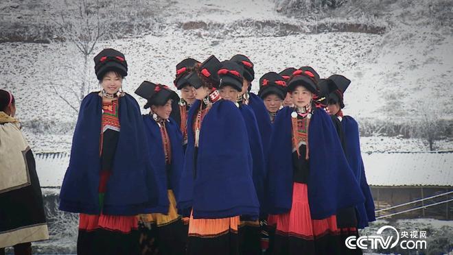 乡土:奇特的彝族婚俗 11月6日