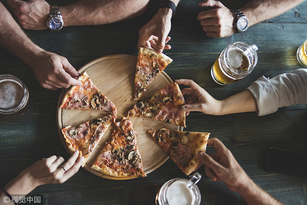 别人家的披萨为什么拍得那么美?