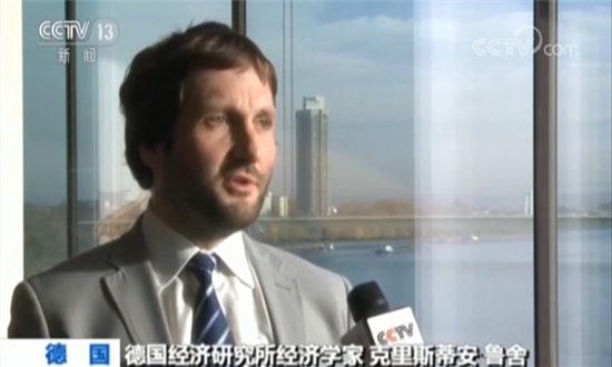 德国学者谈进博会中国与世界共享发展成果