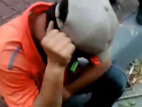 陈姓男子因通缉令躲了10年,近日因酒驾被查获。
