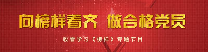 2016年《榜样》专题节目