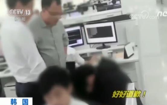 """公司高管��T工施暴 �⑹┍┻^程拍成��l供自己""""收藏"""""""