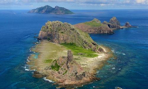 2012年9月,日本把钓鱼岛进行国有化,中日关系再次恶化.
