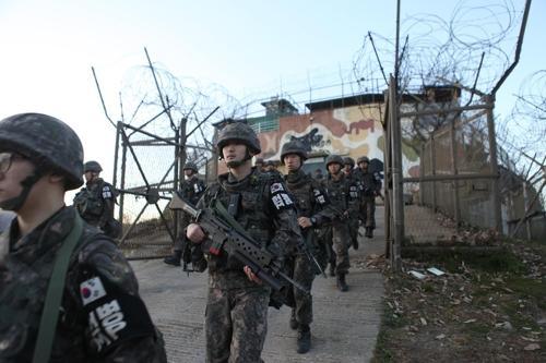韩朝开始拆除非军事区内哨所 双方将各拆除10处