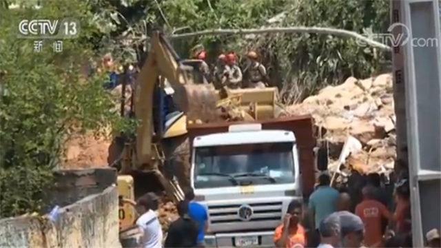 山石砸倒民房15人亡!3岁男童刚过完生日就遇难
