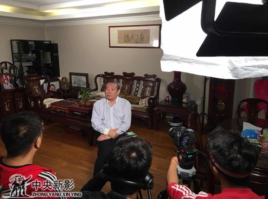 北京舞蹈学校教授、硕士生导师潘志涛