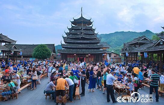 柳州市三江百家宴